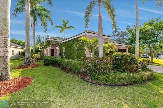 1082 S Tupelo Way, Weston, FL 33327 (MLS #F10235207) :: Green Realty Properties