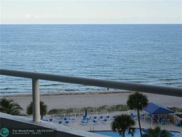 4050 N Ocean Dr #403, Lauderdale By The Sea, FL 33308 (MLS #F10235227) :: Berkshire Hathaway HomeServices EWM Realty