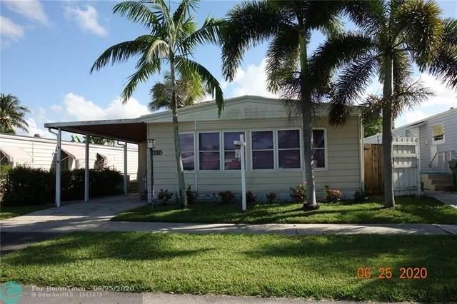 21831 S Heritage Cir, Pembroke Pines, FL 33029 (MLS #F10235336) :: Green Realty Properties
