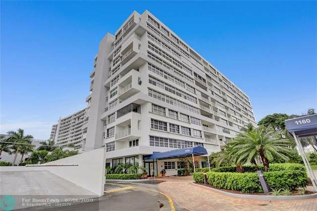1170 N Federal Hwy #411, Fort Lauderdale, FL 33304 (MLS #F10235346) :: Berkshire Hathaway HomeServices EWM Realty