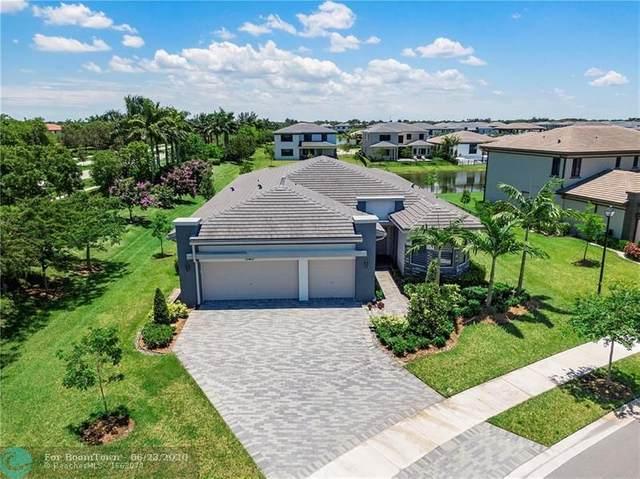 10410 S Lago Vista Cir, Parkland, FL 33076 (MLS #F10235374) :: Green Realty Properties