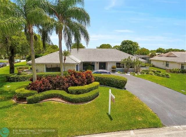 11266 NW 11th Ct, Coral Springs, FL 33071 (MLS #F10235428) :: Berkshire Hathaway HomeServices EWM Realty