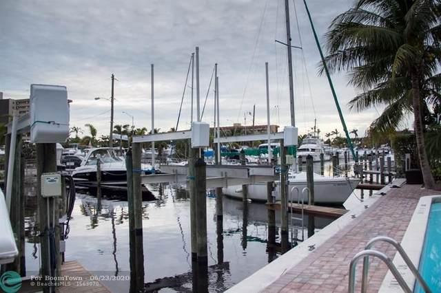 861 SE 22nd Ave #8, Pompano Beach, FL 33062 (MLS #F10235445) :: Berkshire Hathaway HomeServices EWM Realty