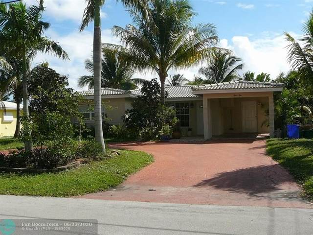 410 SW 18th St, Pompano Beach, FL 33060 (MLS #F10235471) :: Laurie Finkelstein Reader Team