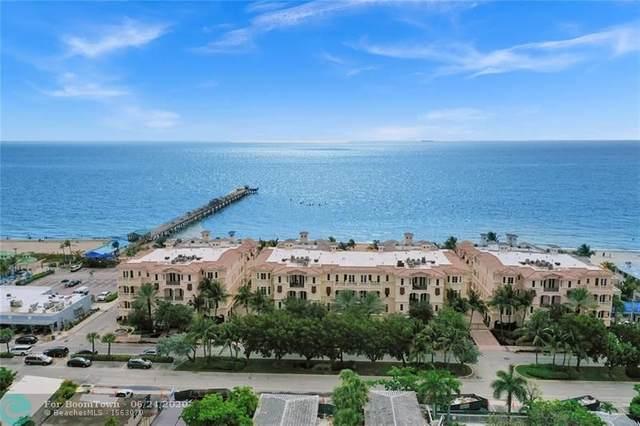 4318 El Mar Dr #402, Lauderdale By The Sea, FL 33308 (#F10235486) :: Posh Properties