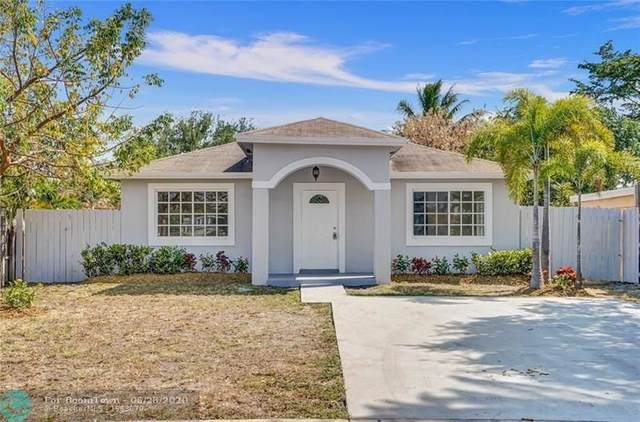 348 NW 40th Ct, Oakland Park, FL 33309 (MLS #F10235496) :: Green Realty Properties