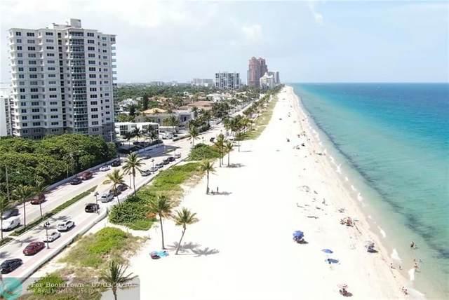 1151 N Fort Lauderdale Beach Blvd. 4C, Fort Lauderdale, FL 33304 (MLS #F10235498) :: Green Realty Properties