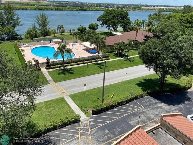4550 NW 18th Ave #204, Pompano Beach, FL 33064 (#F10235504) :: Dalton Wade
