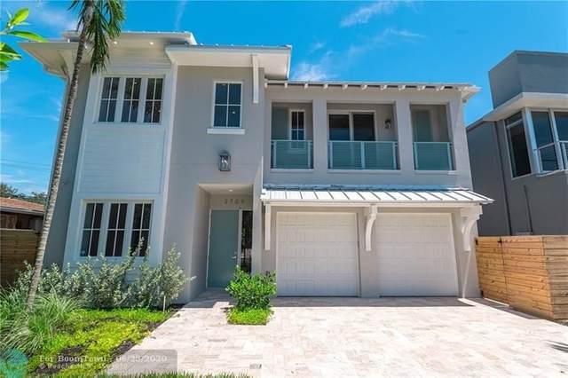 2709 NE 20 CT, Fort Lauderdale, FL 33305 (MLS #F10235508) :: Berkshire Hathaway HomeServices EWM Realty