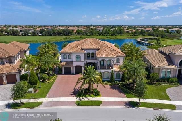 10365 N Barnsley Dr, Parkland, FL 33076 (MLS #F10235620) :: Green Realty Properties