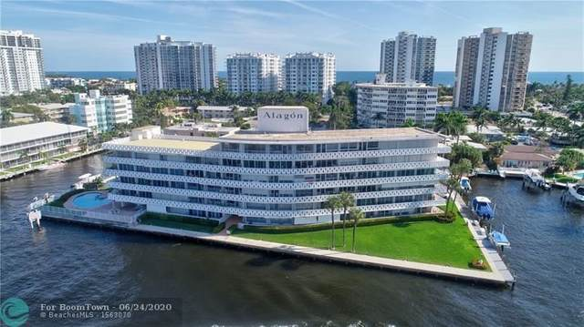 3100 NE 28th St #603, Fort Lauderdale, FL 33308 (MLS #F10235655) :: Green Realty Properties