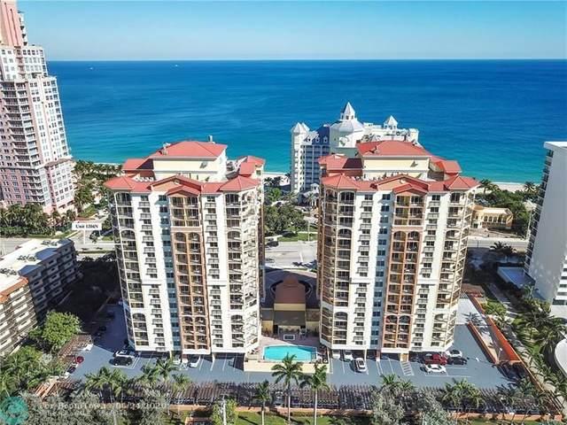 2011 N Ocean Blvd #1204, Fort Lauderdale, FL 33305 (MLS #F10235660) :: Green Realty Properties