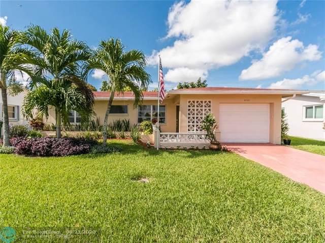 6708 NW 57th Dr, Tamarac, FL 33321 (MLS #F10235769) :: Castelli Real Estate Services