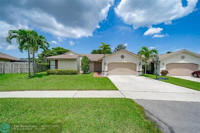 3242 NW 107th Dr, Sunrise, FL 33351 (MLS #F10235778) :: Castelli Real Estate Services