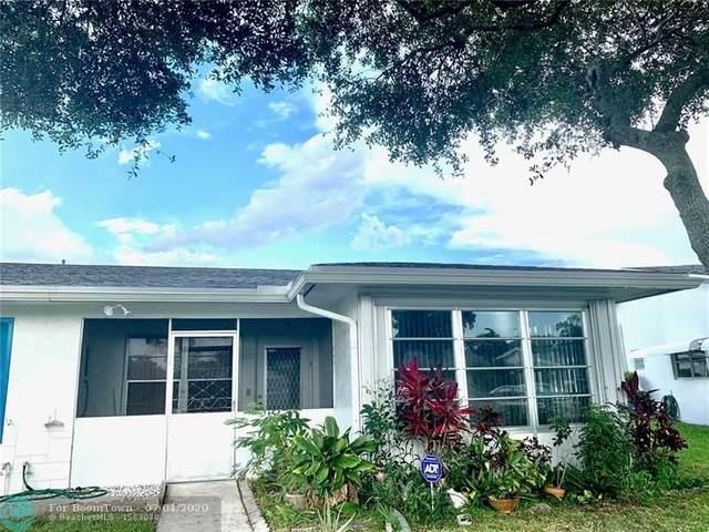 1070 NW 85th Ter D, Plantation, FL 33322 (MLS #F10235812) :: Berkshire Hathaway HomeServices EWM Realty