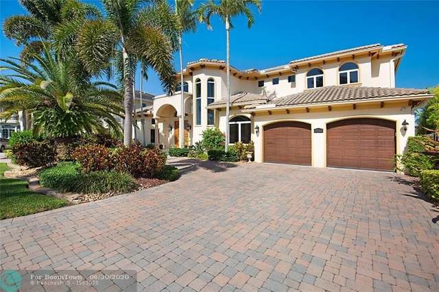 3731 NE 31st Ave, Lighthouse Point, FL 33064 (MLS #F10235894) :: Castelli Real Estate Services