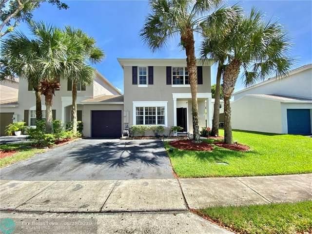 9510 Bradshaw Ln #9510, Tamarac, FL 33321 (MLS #F10235899) :: Castelli Real Estate Services