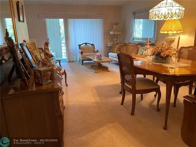 3521 Inverrary Dr #303, Lauderhill, FL 33319 (MLS #F10235914) :: Berkshire Hathaway HomeServices EWM Realty