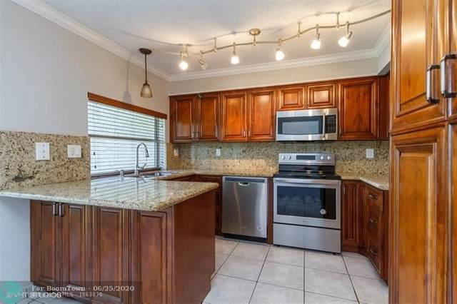 5270 NE 6th Ave F-29, Oakland Park, FL 33334 (MLS #F10235915) :: Green Realty Properties