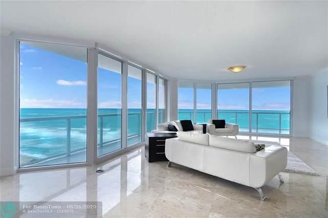6001 N Ocean Drive #1401, Hollywood, FL 33019 (MLS #F10235937) :: Berkshire Hathaway HomeServices EWM Realty