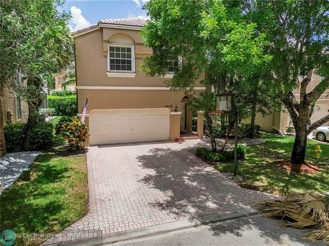 11459 NW 48th Ct, Coral Springs, FL 33076 (MLS #F10235939) :: Berkshire Hathaway HomeServices EWM Realty