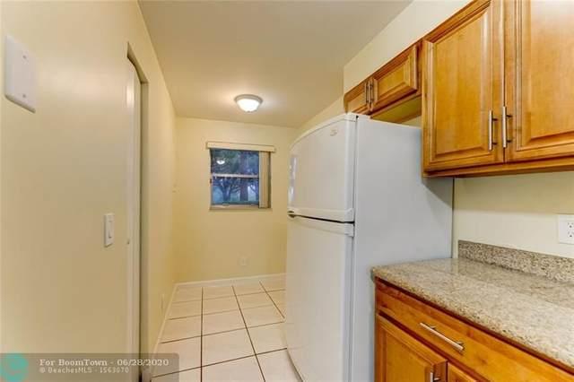 7355 Woodmont Ter #106, Tamarac, FL 33321 (MLS #F10235944) :: Castelli Real Estate Services