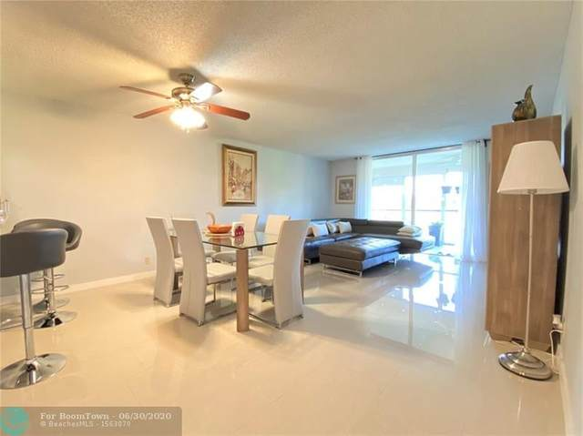 7561 NW 1st St #204, Margate, FL 33063 (MLS #F10235948) :: Green Realty Properties