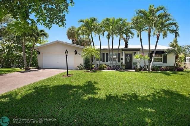 301 SE 13th Ct, Pompano Beach, FL 33060 (MLS #F10235977) :: Berkshire Hathaway HomeServices EWM Realty