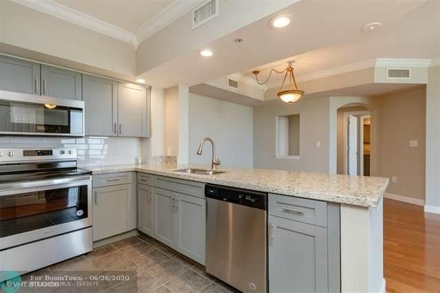 100 N Federal Hwy #1222, Fort Lauderdale, FL 33301 (MLS #F10235981) :: Berkshire Hathaway HomeServices EWM Realty