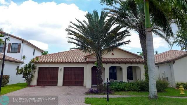 3085 NW 84th Ter, Cooper City, FL 33024 (MLS #F10235993) :: Green Realty Properties