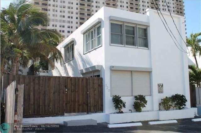 320 Georgia St, Hollywood, FL 33019 (MLS #F10236026) :: Berkshire Hathaway HomeServices EWM Realty
