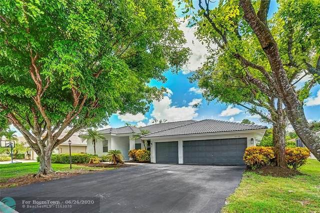 6438 NW 99th Ave, Parkland, FL 33076 (MLS #F10236061) :: Green Realty Properties