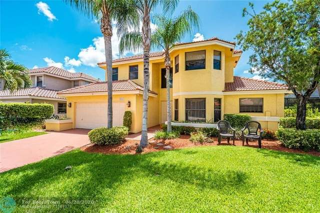 6453 NW 55th St, Coral Springs, FL 33067 (MLS #F10236093) :: Castelli Real Estate Services