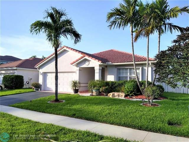 672 NW 133rd Way, Plantation, FL 33325 (MLS #F10236098) :: Berkshire Hathaway HomeServices EWM Realty