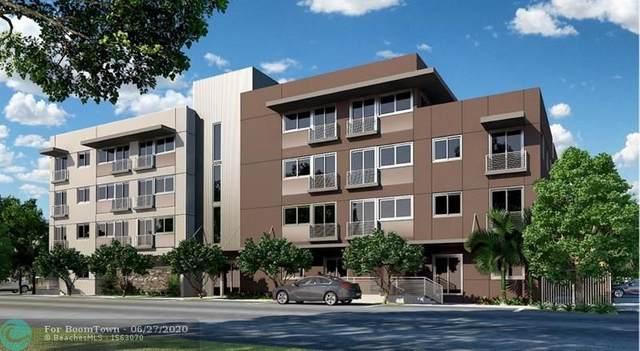 16-24 NE 19th Ave, Pompano Beach, FL 33060 (MLS #F10236117) :: Berkshire Hathaway HomeServices EWM Realty