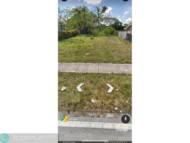 20 Nw St, Fort Lauderdale, FL 33311 (MLS #F10236122) :: Green Realty Properties