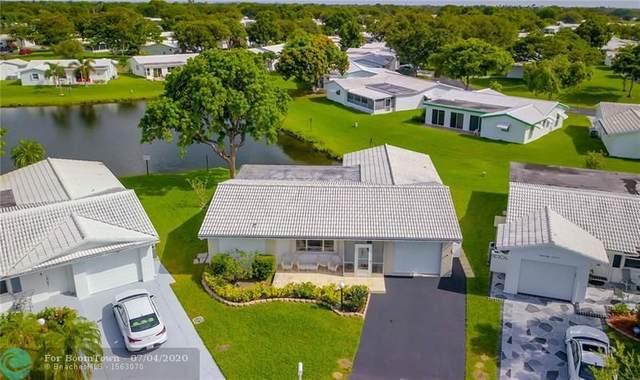 8871 NW 10th Pl, Plantation, FL 33322 (MLS #F10236129) :: Berkshire Hathaway HomeServices EWM Realty