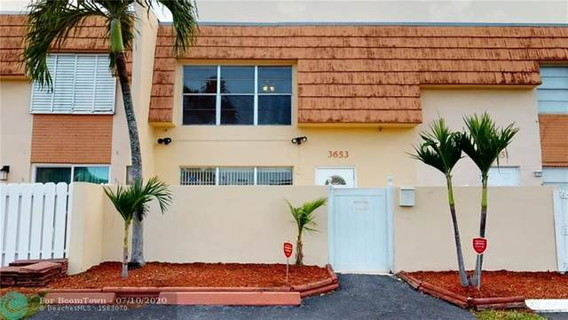 3653 SW 59th Ave #101, Davie, FL 33314 (MLS #F10236167) :: Green Realty Properties