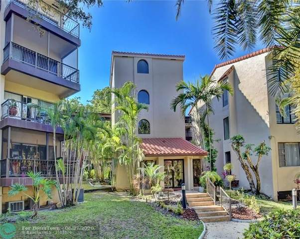 6010 S Falls Circle Dr #301, Lauderhill, FL 33319 (MLS #F10236171) :: Berkshire Hathaway HomeServices EWM Realty