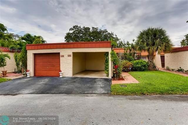 9429 NW 65th St C2, Tamarac, FL 33321 (MLS #F10236177) :: Castelli Real Estate Services