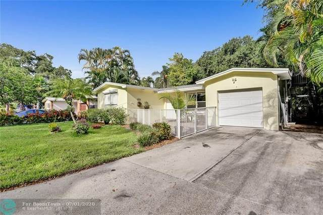 4891 SW 27th Ave, Fort Lauderdale, FL 33312 (MLS #F10236222) :: Castelli Real Estate Services