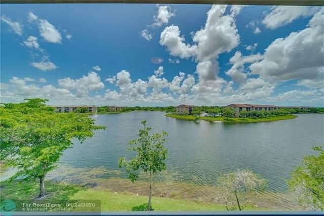 1201 SW 141st Ave 403J, Pembroke Pines, FL 33027 (MLS #F10236245) :: Green Realty Properties