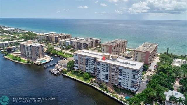 1150 Hillsboro Mile #801, Hillsboro Beach, FL 33062 (MLS #F10236250) :: Green Realty Properties