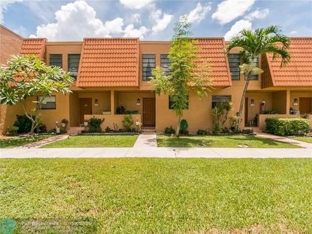 1431 NW 92nd Ave #193, Pembroke Pines, FL 33024 (MLS #F10236276) :: Green Realty Properties