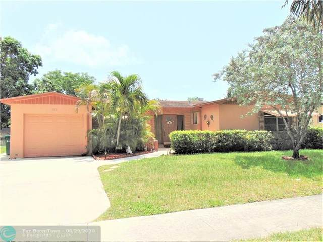 172 NW 69th Ter, Margate, FL 33063 (MLS #F10236285) :: Green Realty Properties