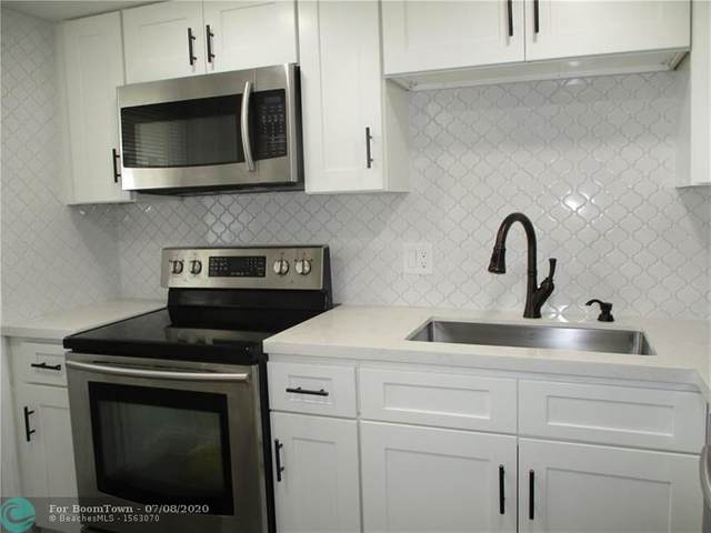 5800 Margate Blvd #635, Margate, FL 33063 (MLS #F10236288) :: THE BANNON GROUP at RE/MAX CONSULTANTS REALTY I