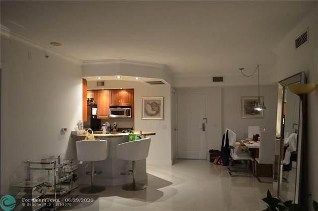 350 SE 2nd St #1250, Fort Lauderdale, FL 33301 (#F10236294) :: Posh Properties
