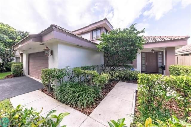 9345 NW 18th Dr, Plantation, FL 33322 (MLS #F10236314) :: Berkshire Hathaway HomeServices EWM Realty