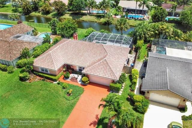 8970 NW 21st St, Coral Springs, FL 33071 (MLS #F10236334) :: Castelli Real Estate Services