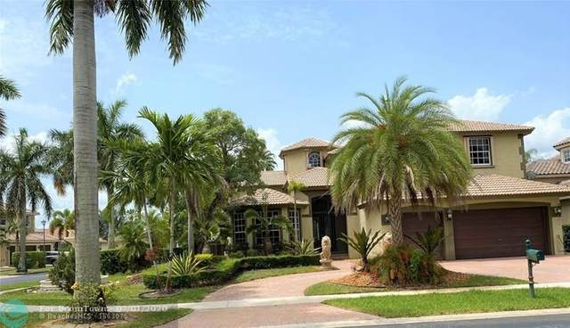18900 SW 32nd Ct, Miramar, FL 33029 (MLS #F10236341) :: Patty Accorto Team